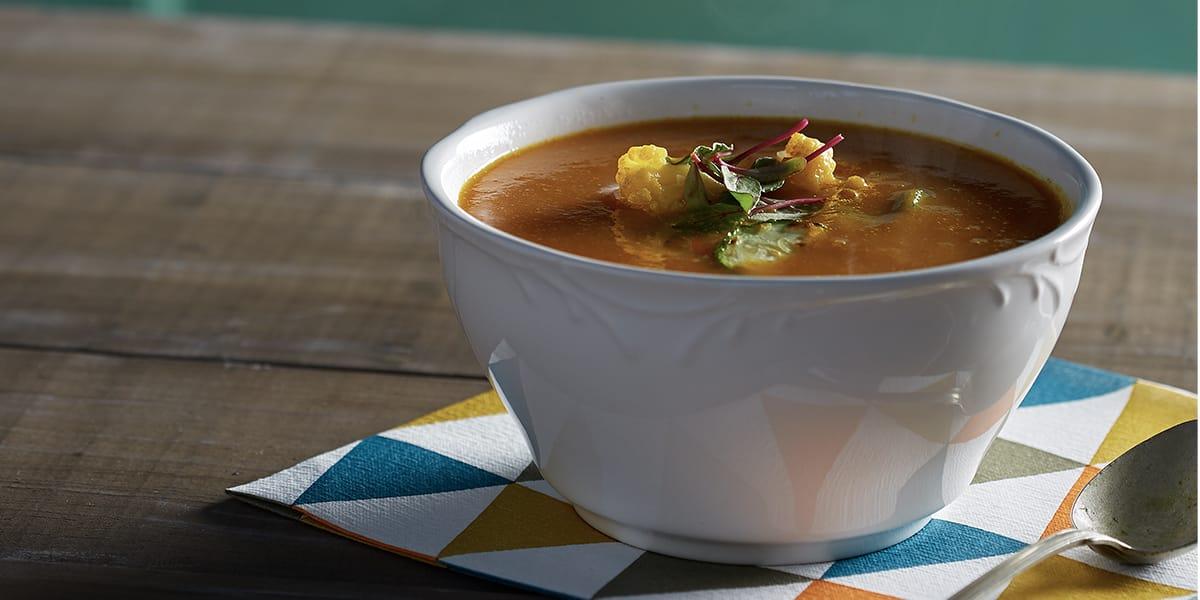 recetas de cocina Sopa de zanahoria