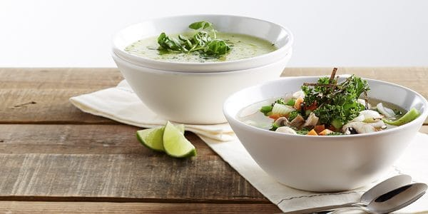 recetas de cocina Sopa Detox