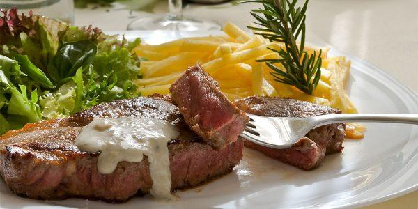 recetas de cocina Picaña al gratín