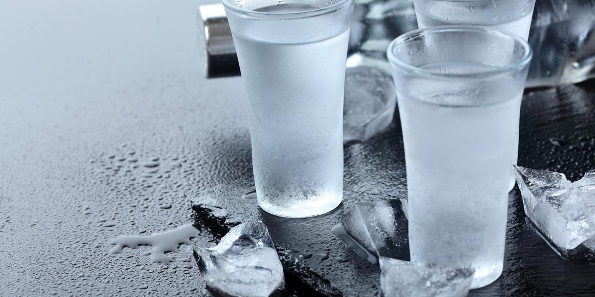 """Vodka, """"agua pequeña"""" de gran versatilidad"""