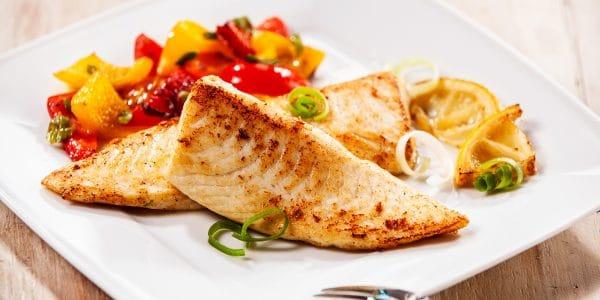 recetas de cocina capullo pescado al horno