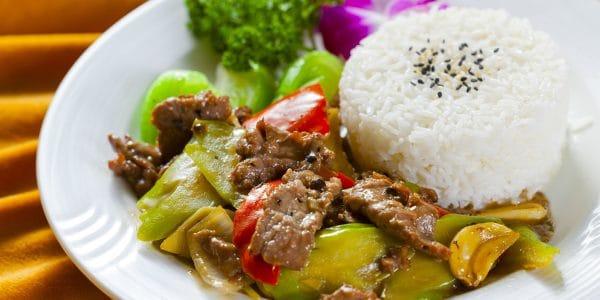 recetas de cocina Salteado de ternera