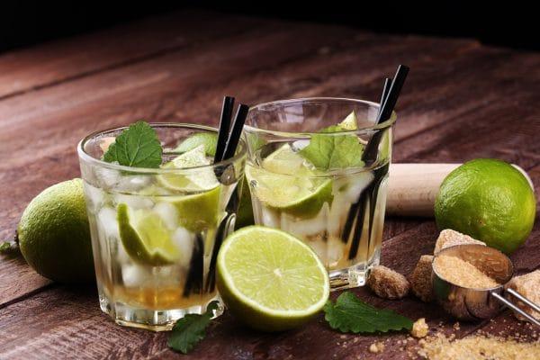 recetas de cocteleria Caipirinha