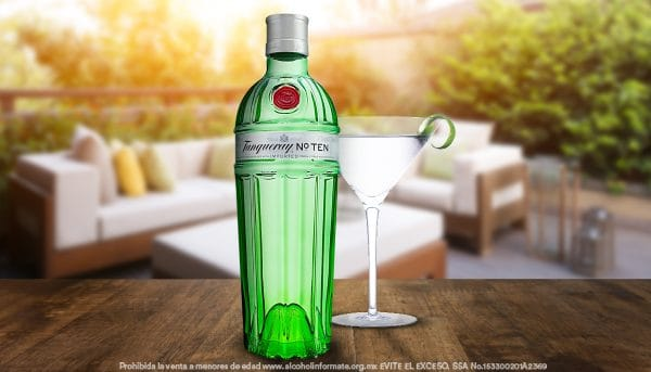 Tanqueray No. Ten Martini
