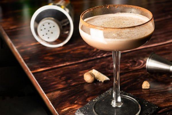 recetas de cocteleria Coctel Alexander