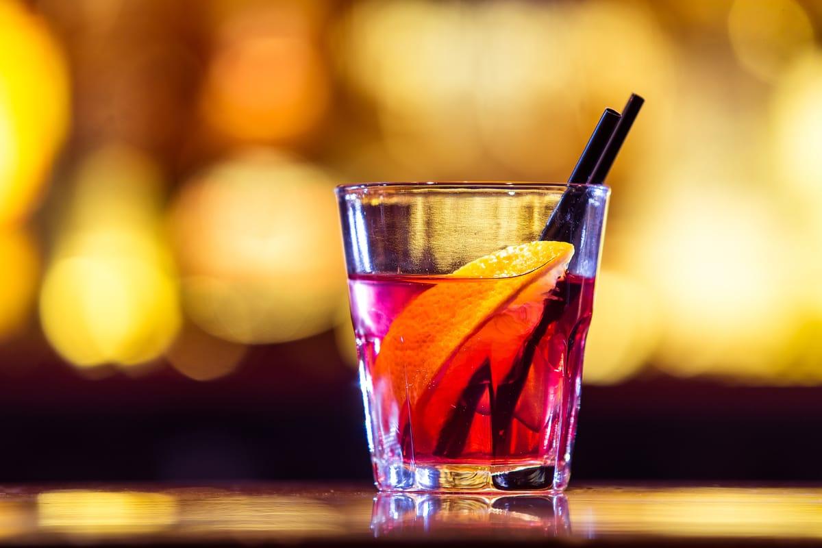 recetas de cocteleria Coctel americano