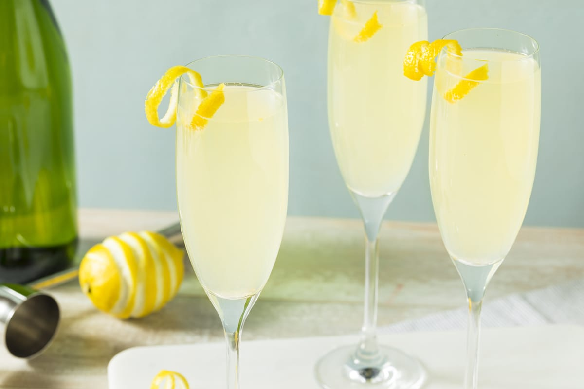Coctel French 75