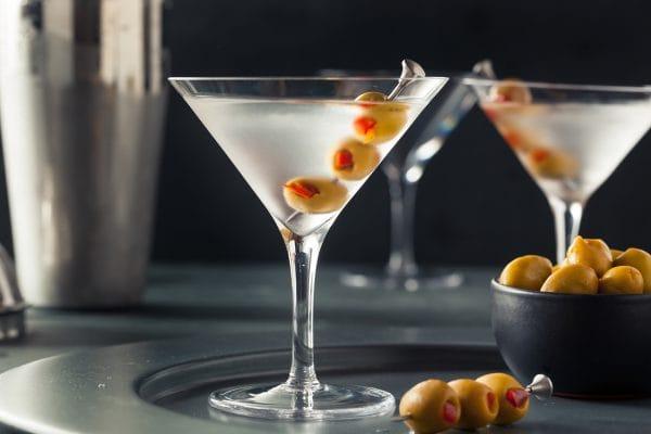 Martini seco