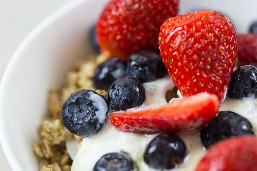 cómo es un desayuno balanceado