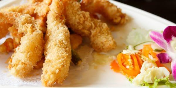 cómo hacer masa tempura