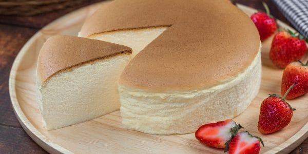 cheesecake japones receta