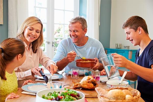 Alimentación en el adolescente
