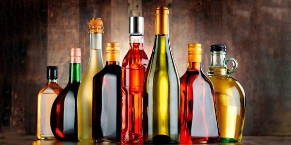Vinos y licores características y diferencias