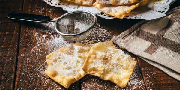 receta buñuelos