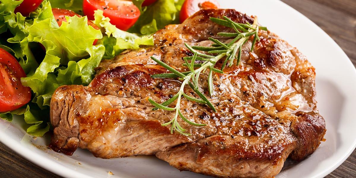 receta de cocina cerdo al ajillo