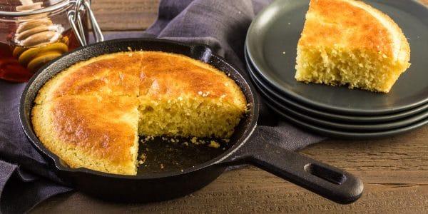 receta pan de elote