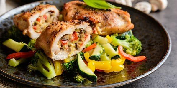 recetas de cocina rollitos de verdura