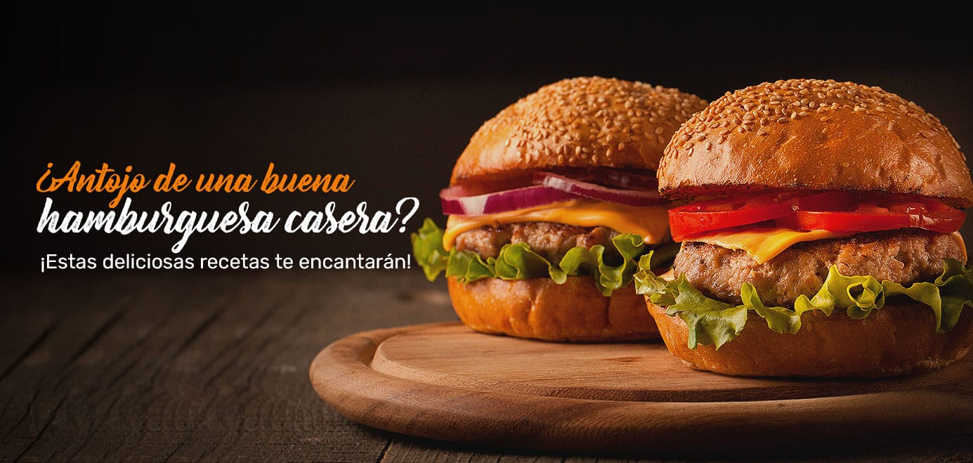 09 Hamburguesas caseras Big