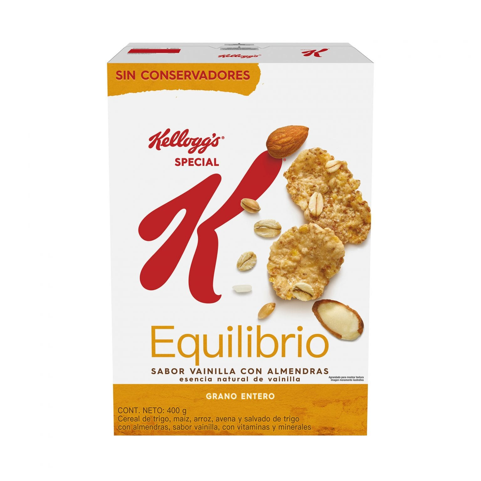 Cereales saludables, Kelloggs Special K Equilibrio