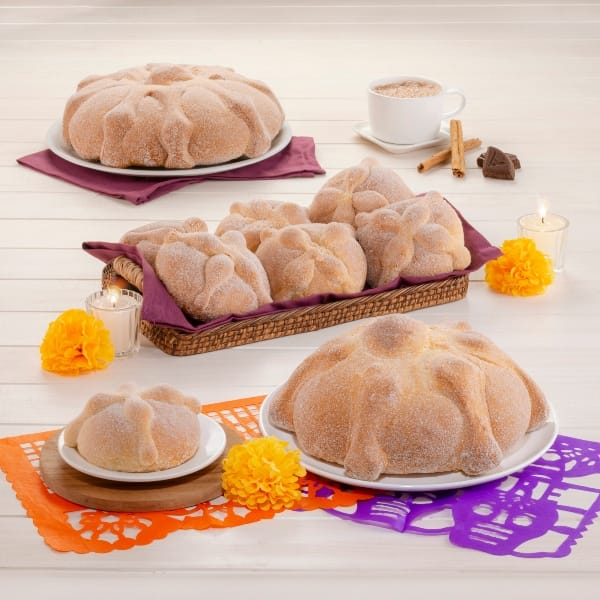 superama pan tradicional de muerto