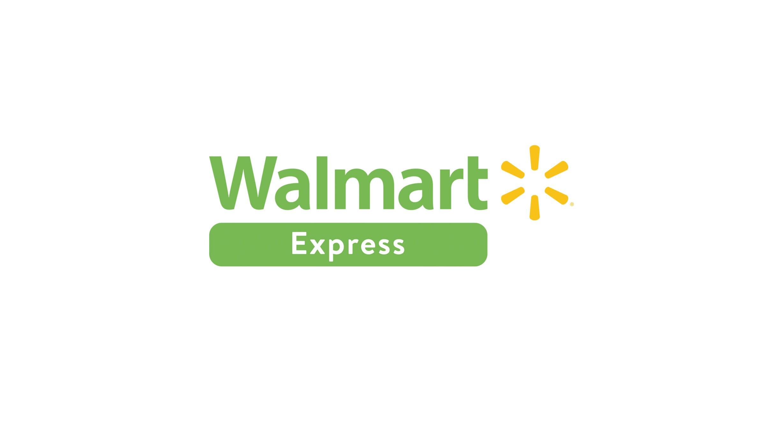 Walmart Express logo
