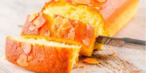 Pan o panqué de nata
