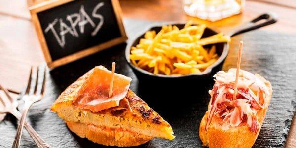 Tapas españolas receta