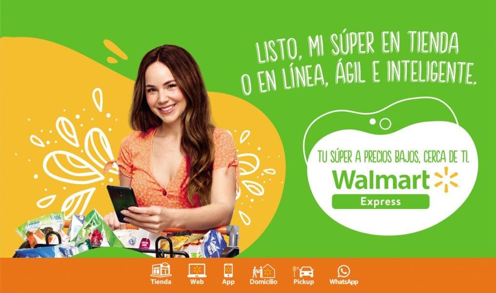walmart express en línea