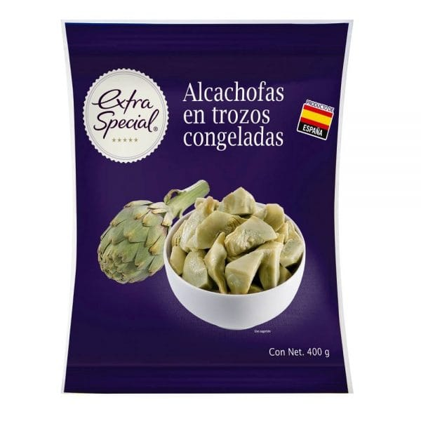 alcachofas Extra Special