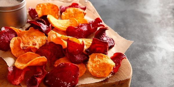 chips saludables