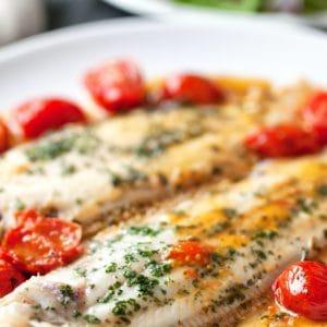 pescado-al-mojo-de-ajo