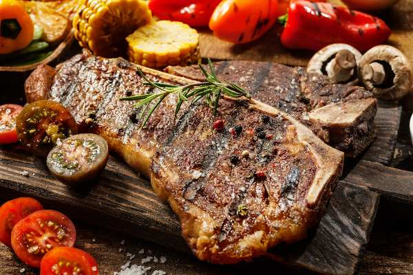 Cortes de carne, Porterhouse steak
