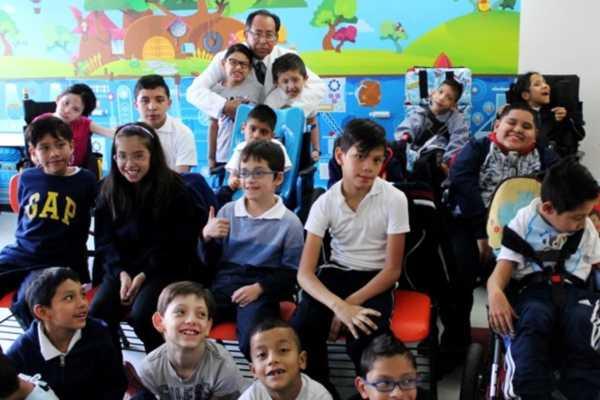 Seguridad alimentaria a niños con parálisis cerebral