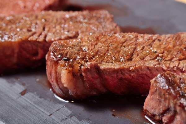 Errores al cocinar la carne, Carne jugosa