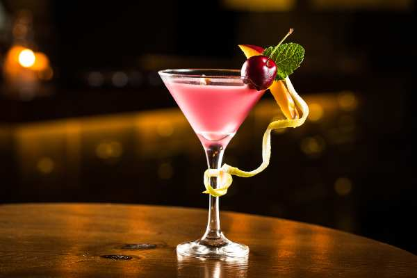 Bebidas rosas, Pantera rosa