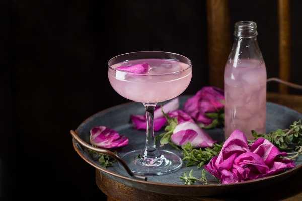 Cocteles rosas, Pink lady