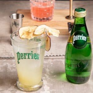 Coctel Green Perrier