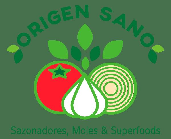 Sazonadores, moles y superfoods Origen Sano