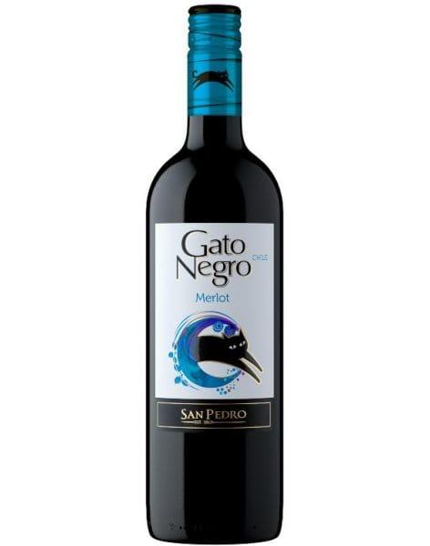 Vino GatoNegro Merlot