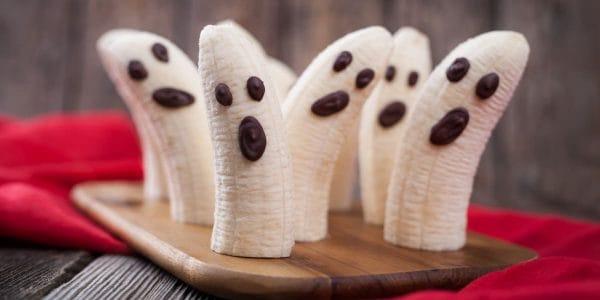 Bananas-fantasmales
