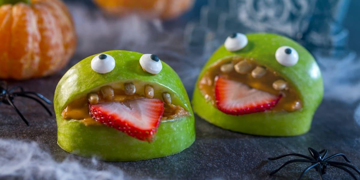 Manzanas-monstruosas