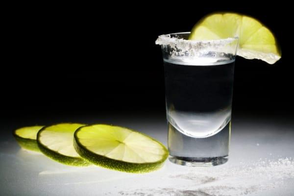 tequila cristalino superama