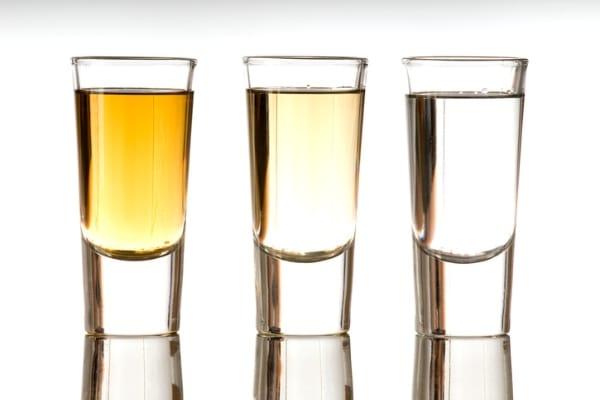 tequila cristalino características