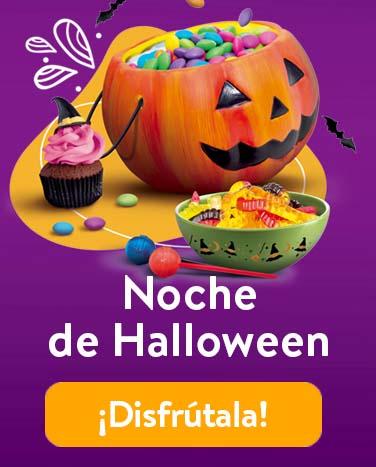 10 noche de halloween mobile