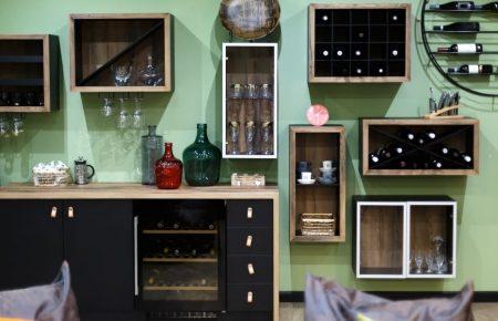 Cava de vinos en casa