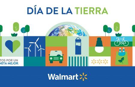 Día Internacional de la Tierra, Walmart de México y Centroamérica