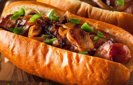 Recetas de hot dogs