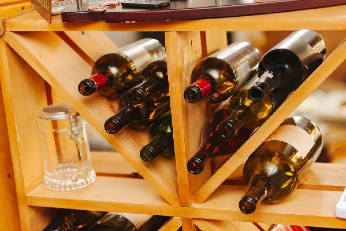Conserva la humedad de los vinos de tu cava