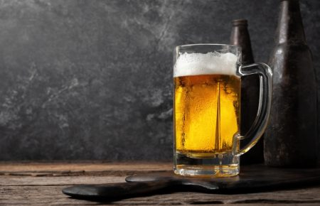 la cerveza engorda