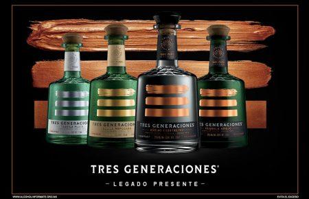 Tequila Tres Generaciones